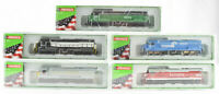 Arnold GE U28C Diesel DCC Ready N Scale Locomotive AS-IS NOT TESTED 1 LOCOMOTIVE