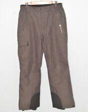 Andorra:: Gray Black Ski Pants (medium)