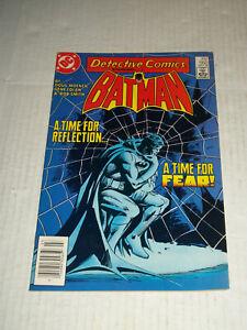 DC Comics DETECTIVE COMICS #560 (1986) Catwoman App. Green Arrow Back-Up Story
