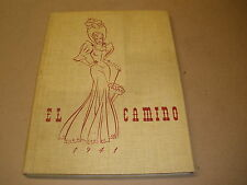 1941 North Hollywood High School north hollywood ca YEARBOOK