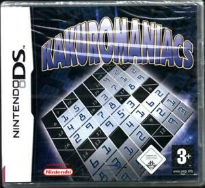 Kakuromaniacs Videogioco per Nintendo DS di White Park Bay Software Triangolo...