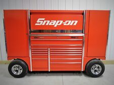 Snap On KRLP1022 Red TUV Pit Box Tool Wagon Tool Box  - WE SHIP