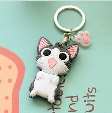 Double sided design Silicone Key Cover Chain Ring Cap Head Cap Phone Strap