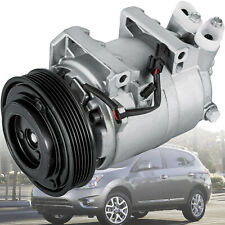 A/C Compressor with Clutch Fits Nissan Rouge 2008 -2013 L4 2.5L 97490