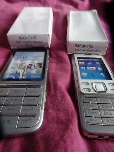 2  Nokia dummy mobile phones