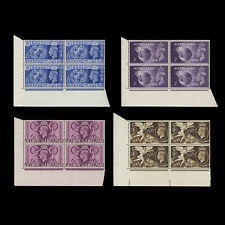Great Britain 1948 (MNH) Olympic Games blocks