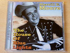 Merrill E. Moore/The House Of Blue Lights/2008 CD Album