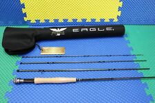 Fenwick Eagle 4-pc Fly Rod w/Hard Case For Rod Pieces EAFLY804WT-4 1321235