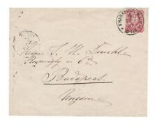 Clara Schumann German Composer Handwritten Envelope (Unsigned) - Attractive!