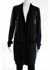 Wool Blend Solid Coats & Jackets for Women