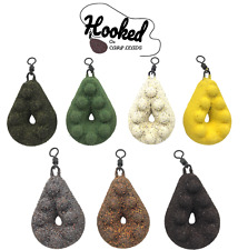 ALL COLOURS AND SIZES AVALIABLE 10 x DICE INLINE CARP LEADS
