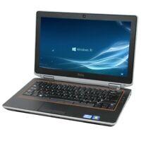 """Dell Latitude E6320 Laptop i5 2.5GHz 4GB 320GB DVD 13.3"""""""