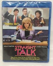 Straight Talk Dolly Parton Blu Ray New