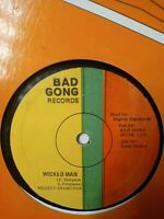 "Mighty Diamonds – One Love / Wicked Man - 12"" Vinyl Single #2"
