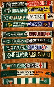 Eire, Republic of Ireland, Football Games Scarf