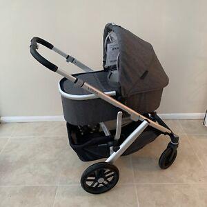 Uppababy Vista Grey Pram Pushchair Carrycot