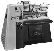 """Colchester Tornio chipmaster Chuck Guard Chip 300 mm Master 6"""" Chuck sicurezza"""
