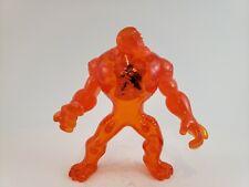 McDonald's 2011 Ben 10 Alien Orange Rath Happy Meal Toy Action Figure