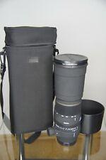 Sigma 170-500 mm F/5.0-6.3 APO DG Objektiv for Minolta/Sony A-Mount