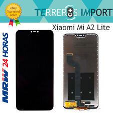 Pantalla Completa LCD Original Xiaomi Mi A2 Lite Redmi 6 Pro Negro M1805D1SG
