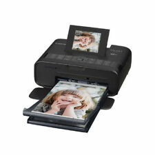 Canon SELPHY CP1200 Wireless Compact Photo Printer - Black