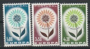 Europa Cept 1964 Portugal 963-965 ** Michel 15 Euro