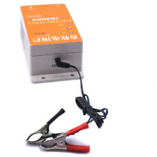 Electric Fence Controller Energizer Charger For Animal Cattle Poultry Supplies