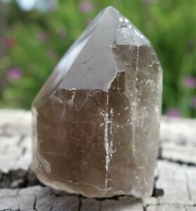 SMOKY (SMOKEY) QUARTZ CRYSTAL  71g - Clears negative energy, Healing, Meditation