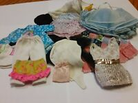 Bulk Vintage Barbie Clothes.(# 989)