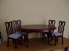Dining Room Hand-Made Dolls' Furnitures