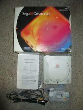 Sega Dreamcast White Console (NTSC) Complete in Box #8