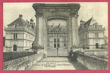 CPA-49- Sant' George il Loire - Chateau di spremitura - La corte di'honneur