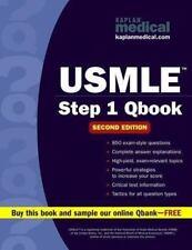 USMLE Step 1 Qbook by Kaplan Medical