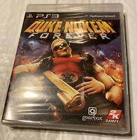 Duke Nukem Forever (Sony PlayStation 3, 2011) Brand New
