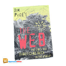 The Web by Jim Pace Playing Cards Close-Up Magic Tricks