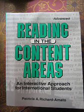 Reading in the Content Areas: An Interactive Approach for International Studen