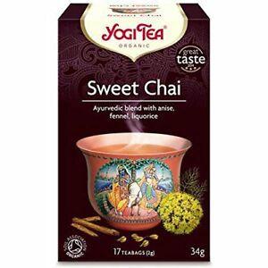 Organic Sweet Chai Tea - 17bags