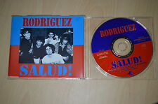 Los Rodriguez ‎– Salud. DG081C CD-Single promo
