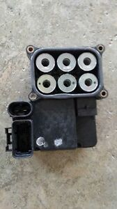 Rebuilt 02 03 Trailblazer, Envoy, Bravada Anti-Lock Brake Module Non traction