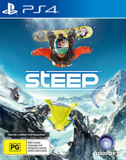 Steep PS4 Game NEW
