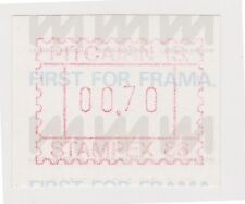 (OV-75) 1986 Pitcairn Island 70c 1st for FRAMA MUH