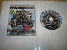 Sengoku Basara 4 Playstation 3 PS3 JAPAN IMPORT No manual US Seller