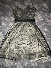 Jane Norman Strapless Sweetheart Dress Prom Evening Size 10