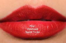 M·A·C MAC Velvetease Lip Pencil Lipstick Hybrid Full Reddy To Go