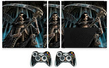Skeleton 269 Vinyl Decal Skin Sticker for Xbox360 Slim E and 2 controller skins