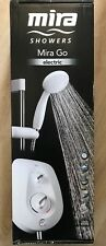 MIRA Go 8.5kw Electric Shower - White & Chrome Unit 312209 Boxed