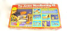 Vintage The Jumbo Woodburning Kit