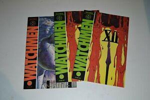 D.C Comics Bronze Age Watchman Comic Lot