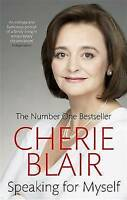 Speaking For Myself: The Autobiography - New Book Blair, Cherie