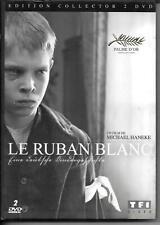 COLLECTOR 2 DVD ZONE 2--LE RUBAN BLANC--MICHAEL HANEKE